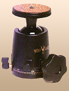 UNI-LOC 60 ball head with a revolving base
