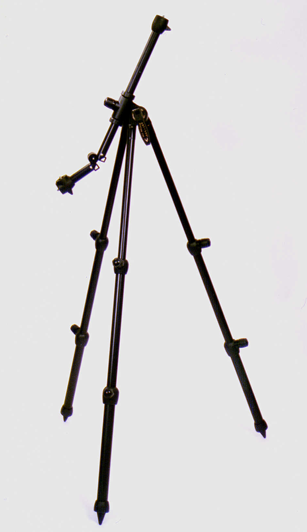 UNI-LOC Tripod - Goes where your imagination takes you.